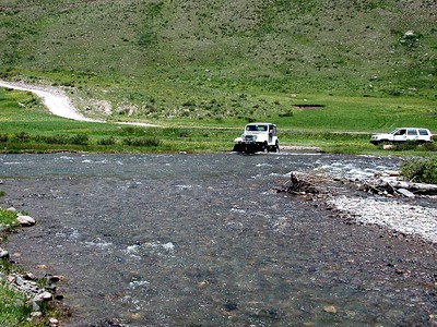 Stoney Pass and River Crossings