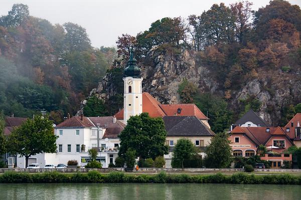 Danube River & Villages