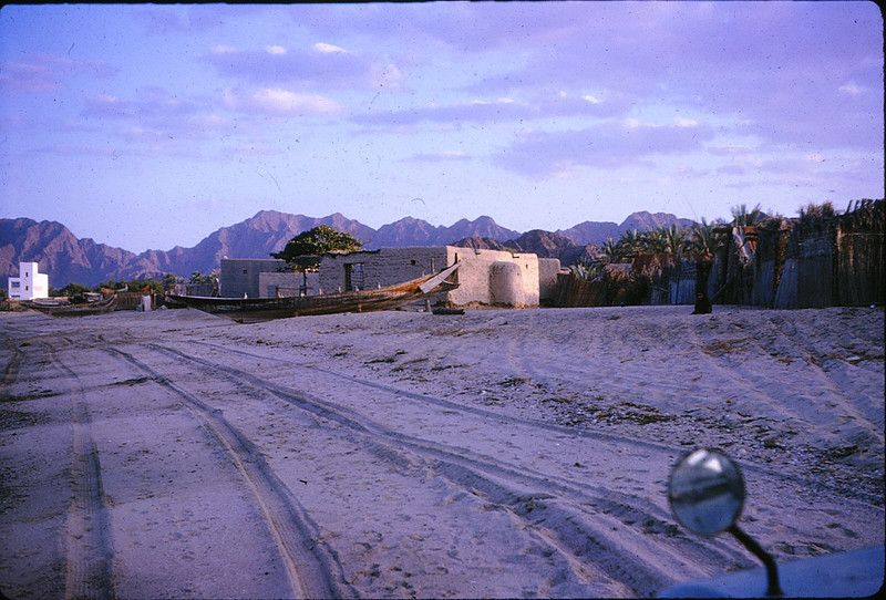Village Mosque in Dibba, Al-Fujairah-1966