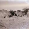 Homes near Dibba Al-Fujairah<br /> Trucial States - 1966