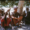 Photographer with Mountain Tribesmen<br /> Ash Sha'M, United Arab Emirates - 1966