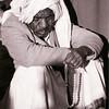 Dubai Man at Eid Al Fitr - 1965<br /> Dubai