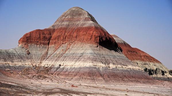 Tepee, Painted Desert, AZ