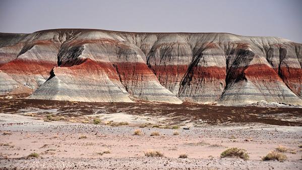 Mesa, Painted Desert, AZ