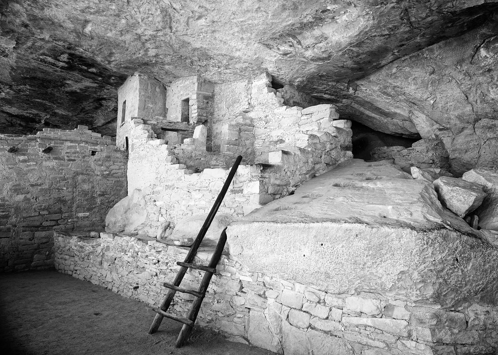 Balcony House II, Mesa Verde, CO