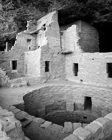Spruce Tree House II, Mesa Verde, CO