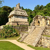 Mexico, Palenque, Temple of the Sun, Temple XIV