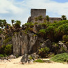 Mexico, Tulum, Castle