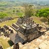 Mexico, Tonina, Temples