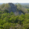 Mexico, Calakmul, Pyramid I