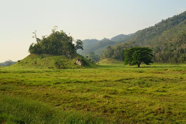 Mexico, Morning in Chiapas