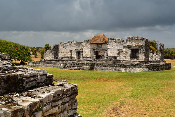Mexico, Tulum, Palace