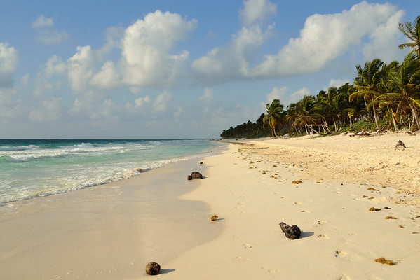Mexico, Tulum and its beautiful beaches