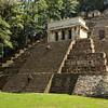 Mexico, Bonampak, Acropolis