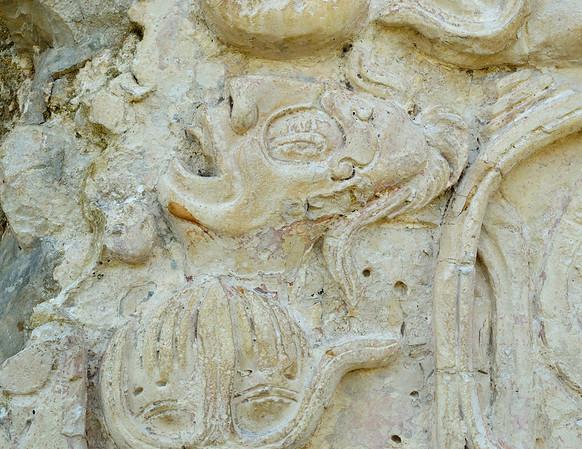 Mexico, Palenque, Stele