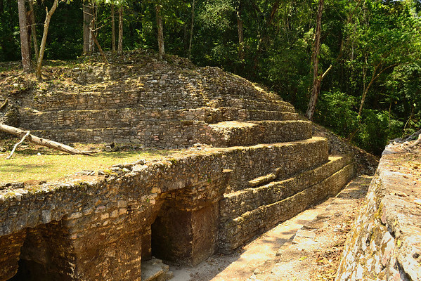 Mexico, Yaxchilan, Labyrinth