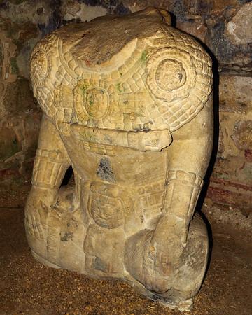 Mexico, Yaxchilan, Grand Temple