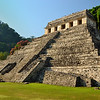 Mexico, Palenque, Temple of the Inscriptions