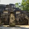 Mexico, Calakmul, Temple