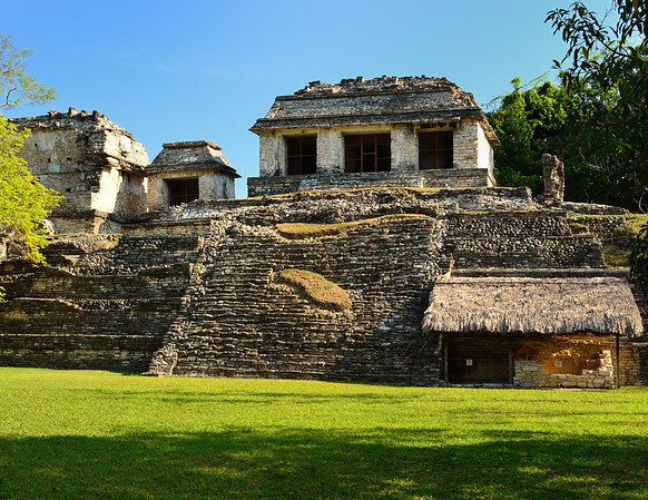 Mexico, Palenque, North Group