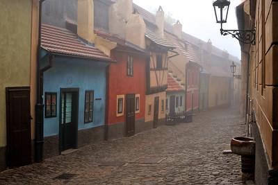 Little Golden Street, Prague