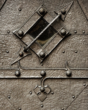 Metal Window, Prague