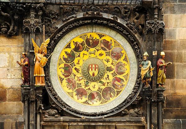 Horologe, Old Town, Prague