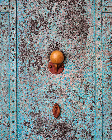 Blue Door, Prague