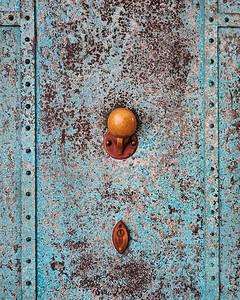 Blue Door, Prague