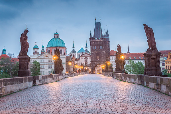 Morning Prague