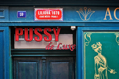 Pussy de Luxe, Prague