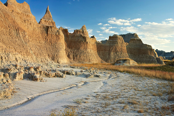 Fortrest, Badlands, SD