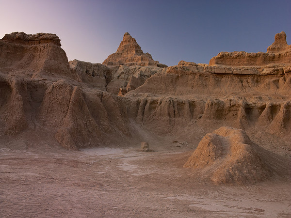 Cley Hills, Badlands, SD