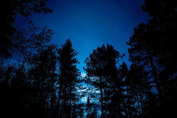 Night, Baraga, UP