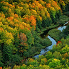 Autumn, Porcupine Mountains, UP