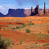 Totem Poles, Monument Valley, UT