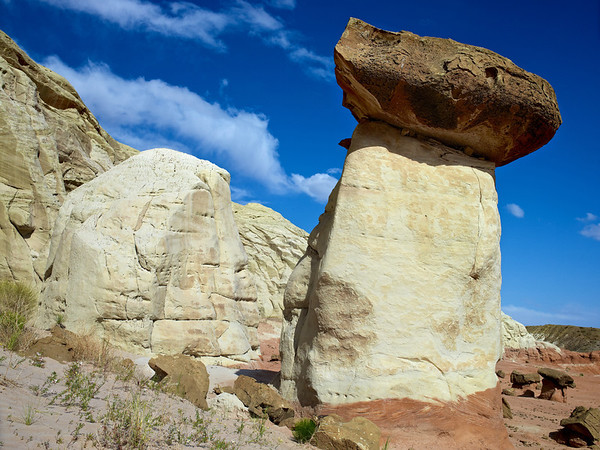 Balancing Rocks, Vermilion Cliffs, UT