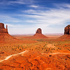 The Three, Monument Valley, UT