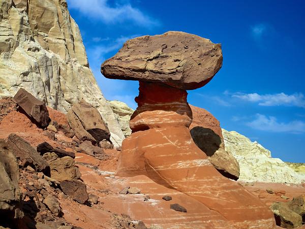 Patriarch, Vermilion Cliffs, UT