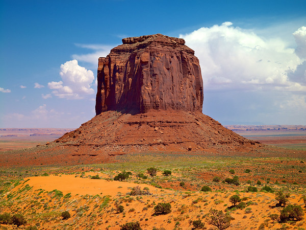 Standing Alone, Monument Valley, UT