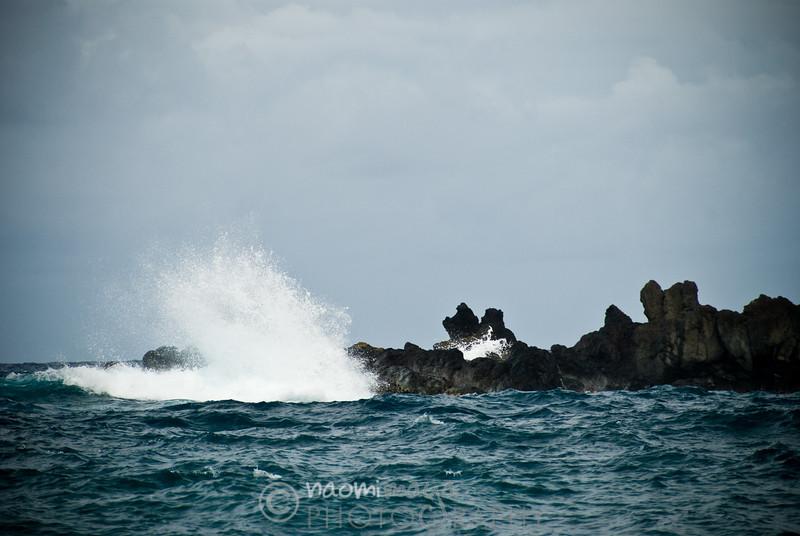 Breaking waves - Hawaii