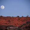 Moonrise - Utah