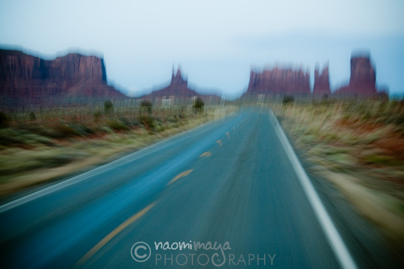 Let's go  - Monument Valley