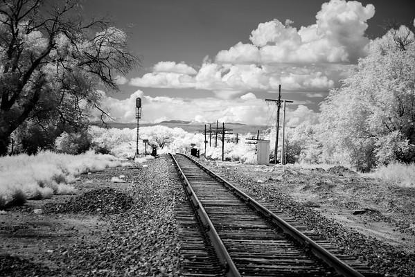 Los Cerrillos - down the tracks_1