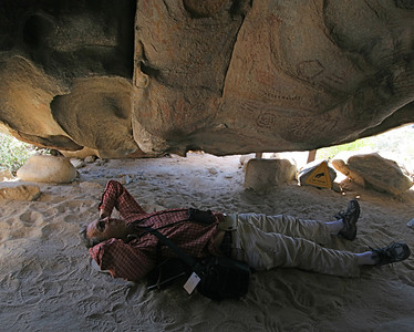 Baja Caves & Whales 2012