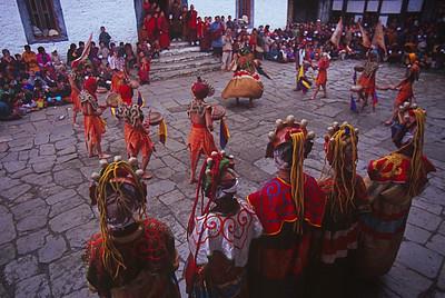 Prakar Festival in Eastern Bhutan
