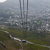 Table Mountain Cable Car.