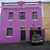 Bo Kaap is the colorful Muslim area in Capetown.