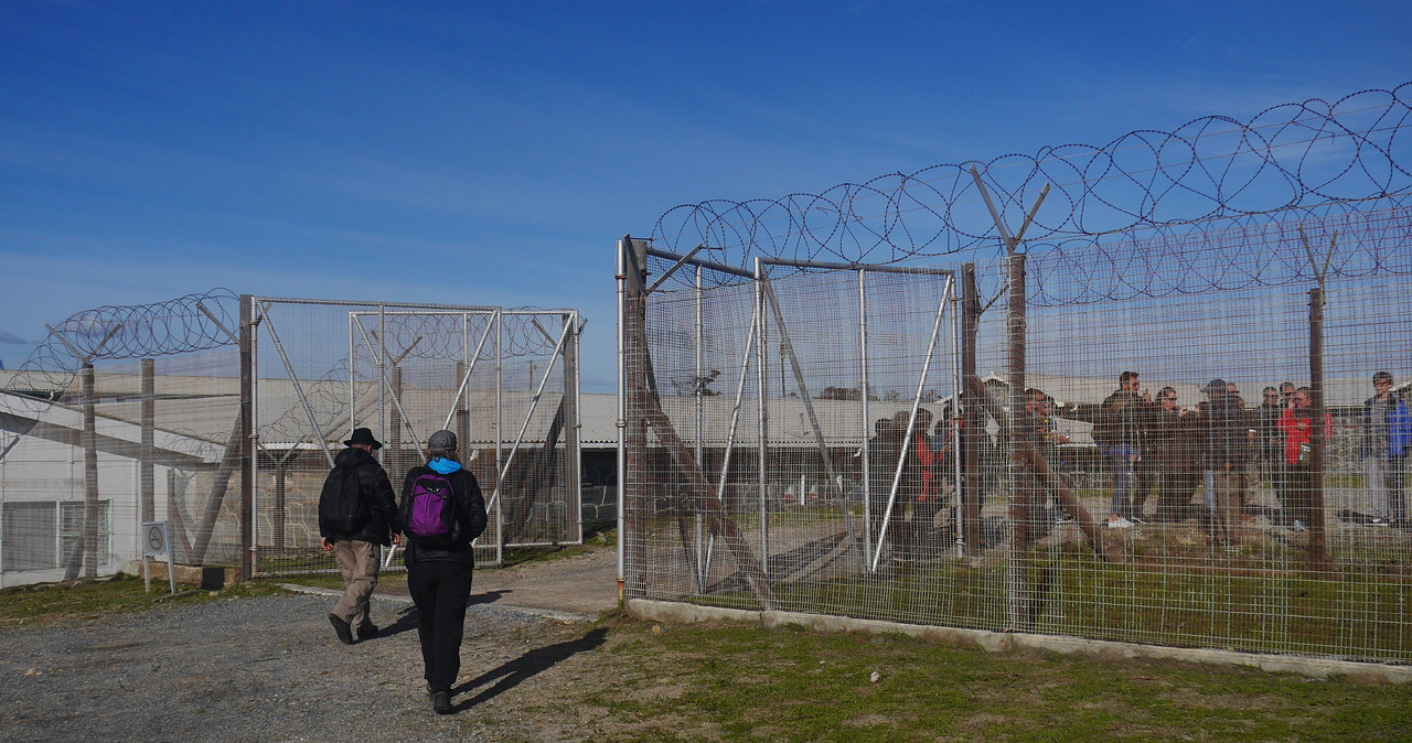 Robben Island Tour.