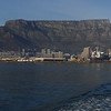 Robben Island is a short boat ride away.